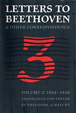 Letters to Beethoven and other correspondence