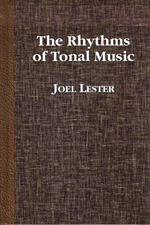 The Rhythms of Tonal Music