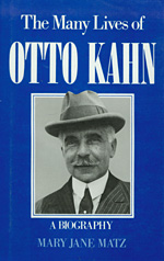 The Many Lives of Otto Kahn