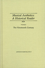 Musical Aesthetics: An Historical Reader Vol. II