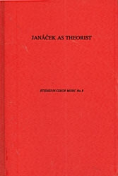 Jan�cek as Theorist