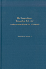 The Extraordinary Dance Book T. B. 1826