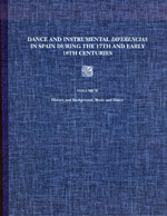 Dance and Instrumental Diferencias in Spain During the 17th and Early 18th Centuries, Vol. II