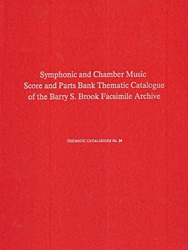 Symphonic & Chamber Music Score and Parts Bank