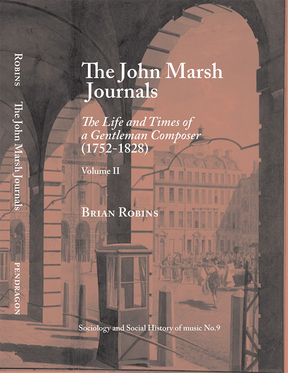 The John Marsh Journal Vol. II