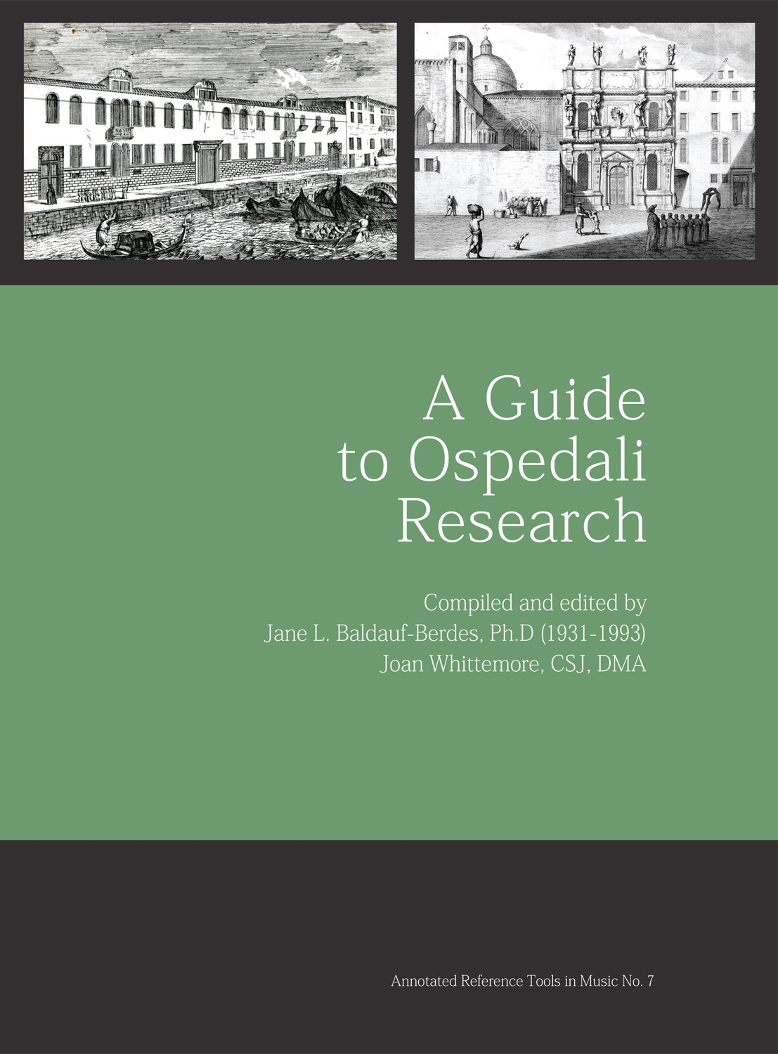 A Guide to Ospedali Research