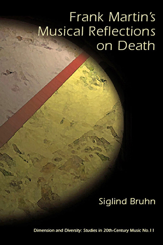 Frank Martin\'s Musical Reflections On Death