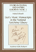Liszts Music Manuscripts In The National Szechenyi Library